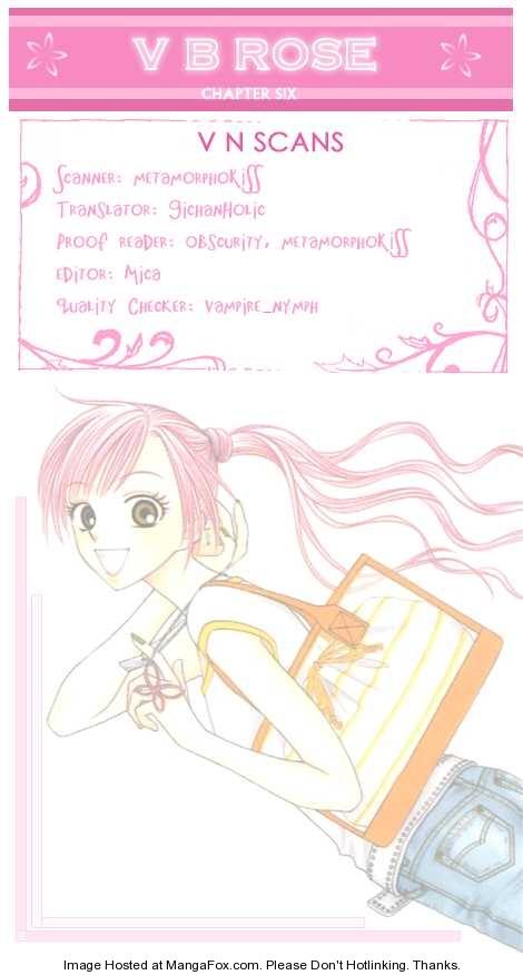 V.B. Rose 6 Page 1