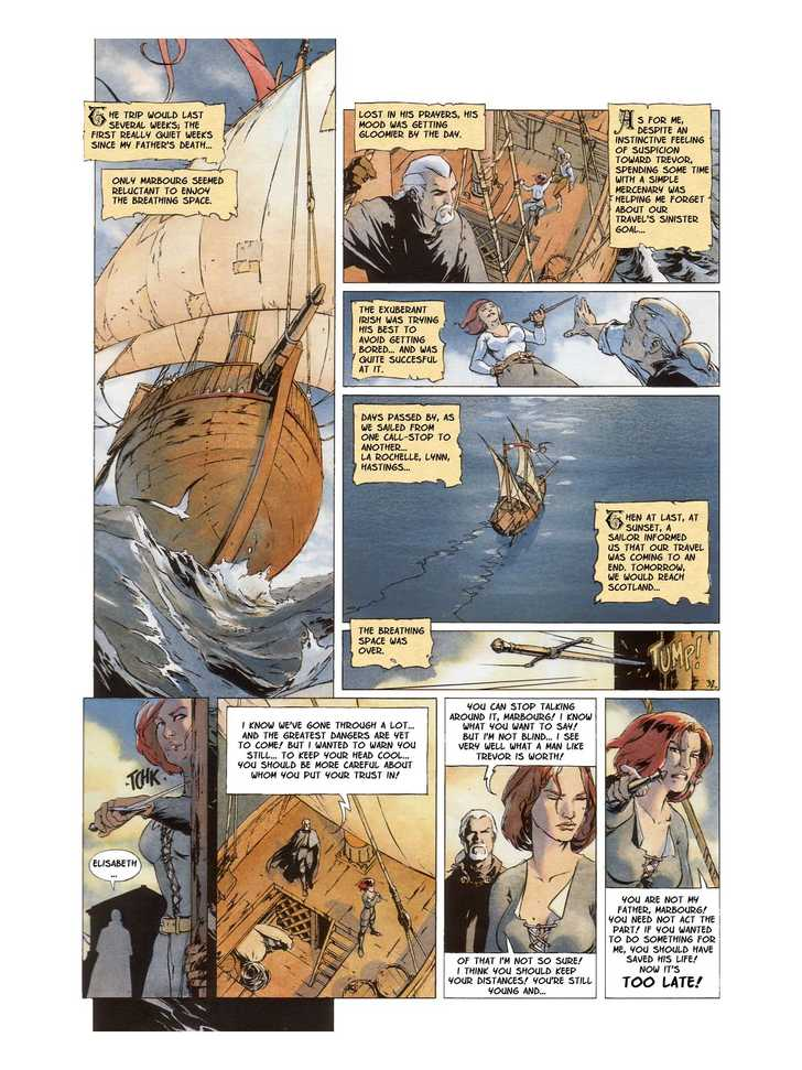 The Third Testament 3 Page 1