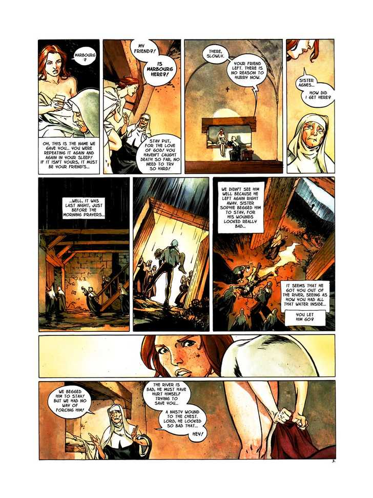 The Third Testament 1 Page 3