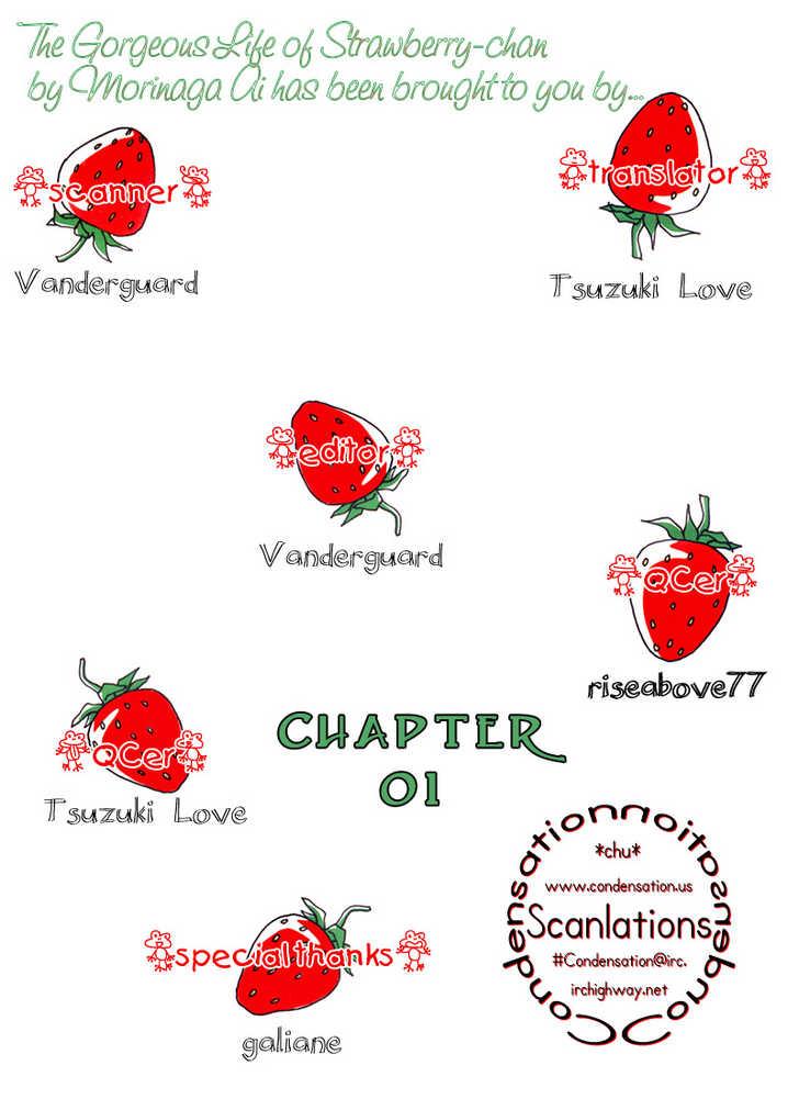 Strawberry-chan no Karei Seikatsu 1 Page 2