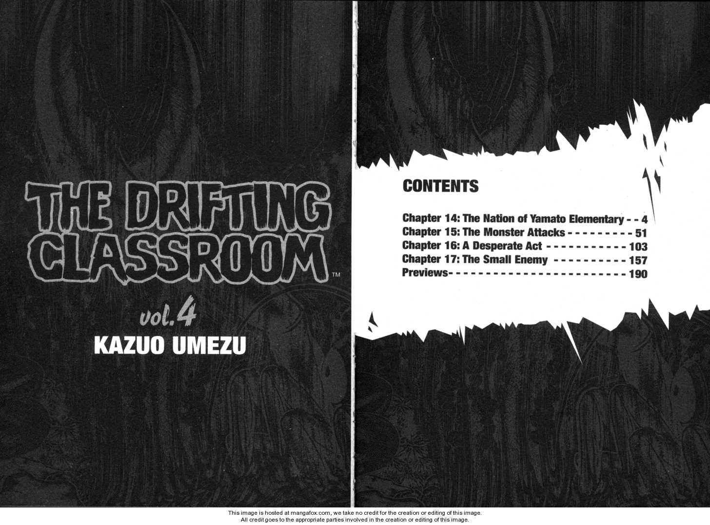 Drifting Classroom 1 Page 3