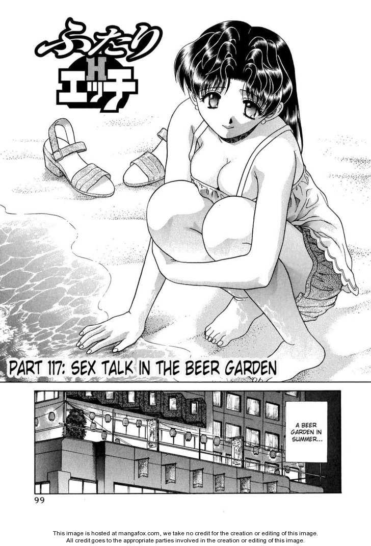Futari Ecchi 117 Page 1