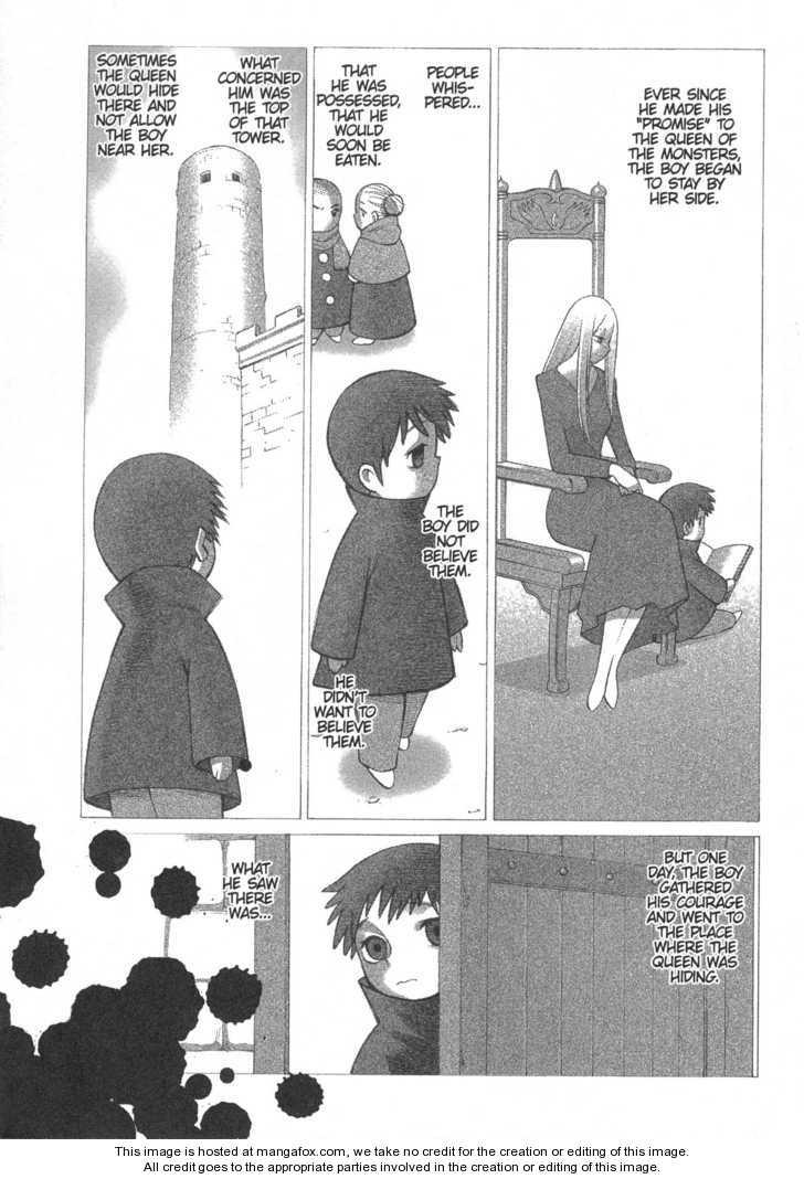 Dance in the Vampire Bund 7 Page 1