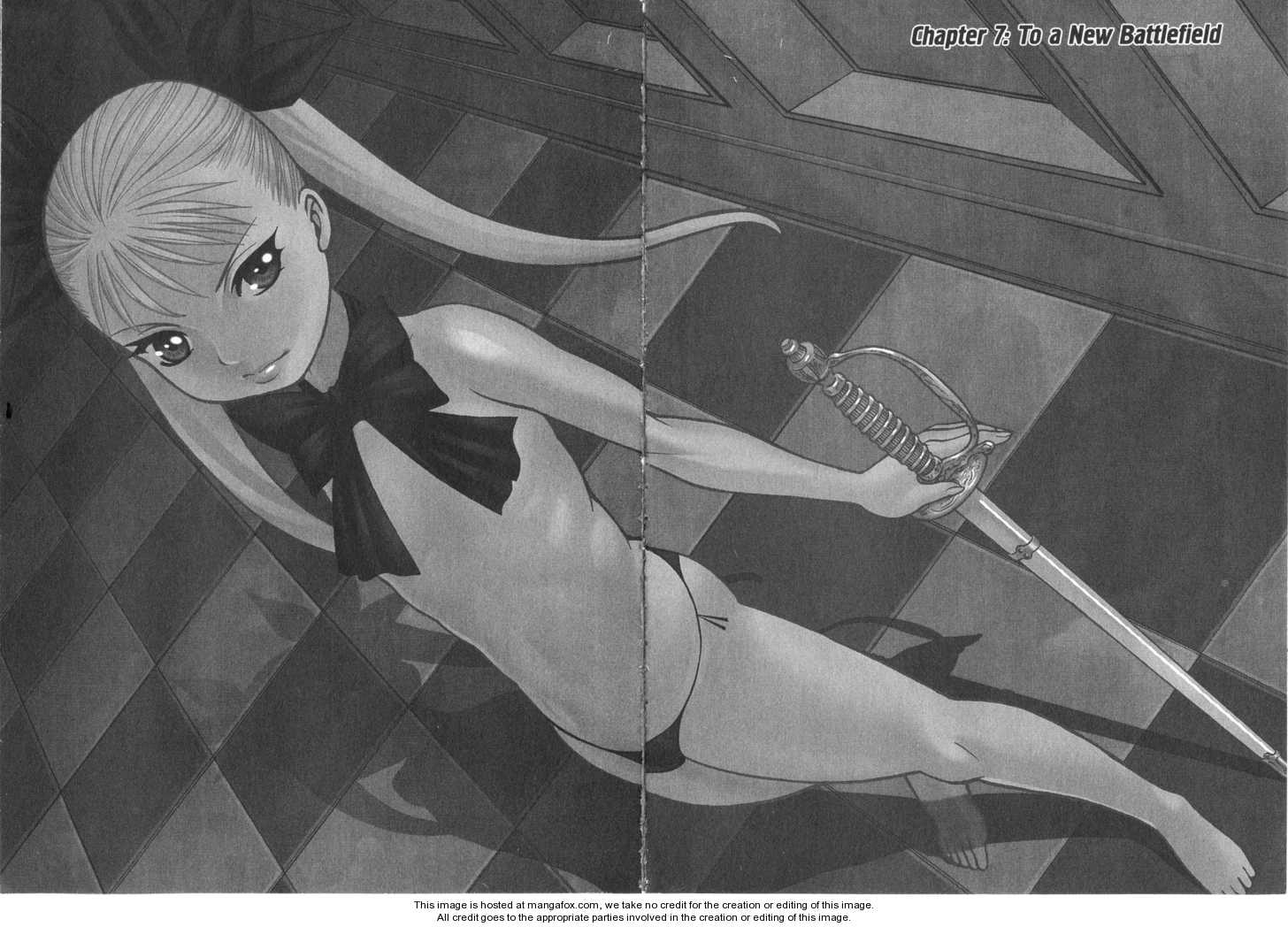 Dance in the Vampire Bund 7 Page 2