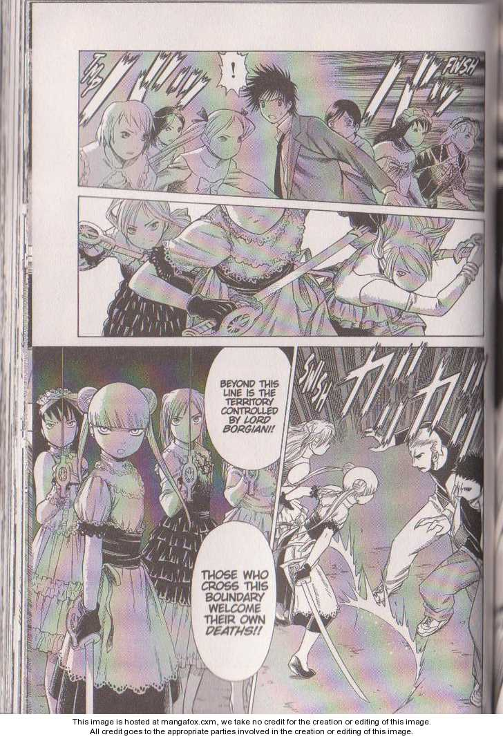 Dance in the Vampire Bund 23 Page 2