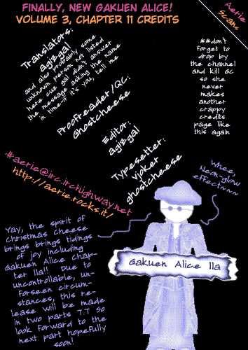 Gakuen Alice 11 Page 2