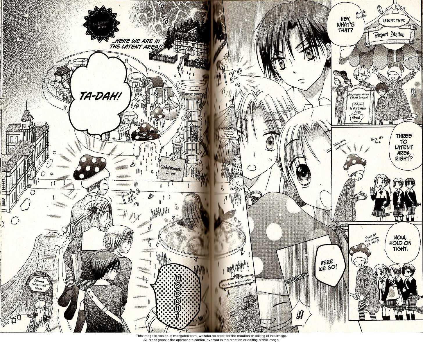 Gakuen Alice 21 Page 4