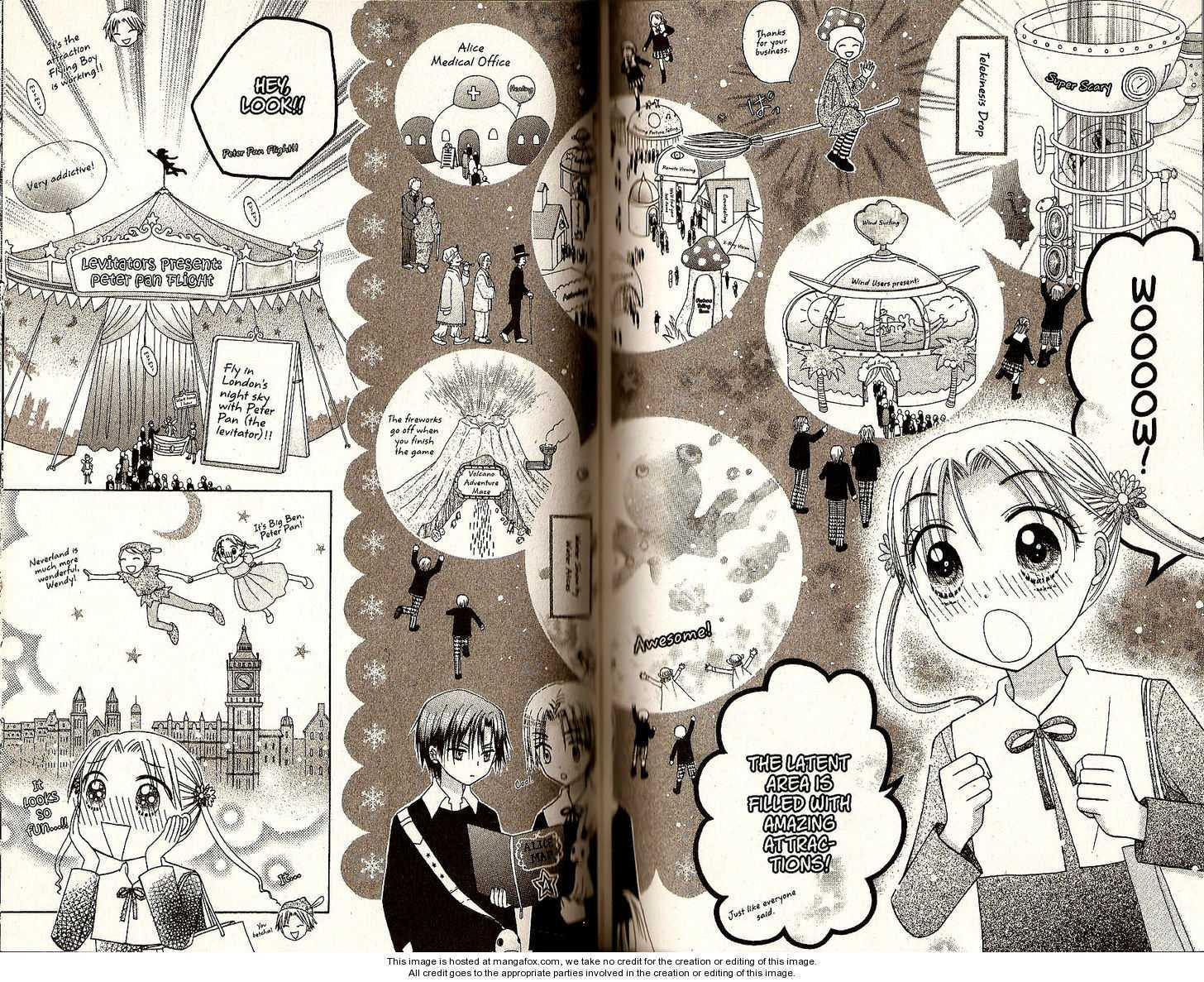 Gakuen Alice 21 Page 5