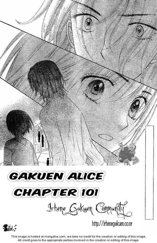 Gakuen Alice 101 Page 3
