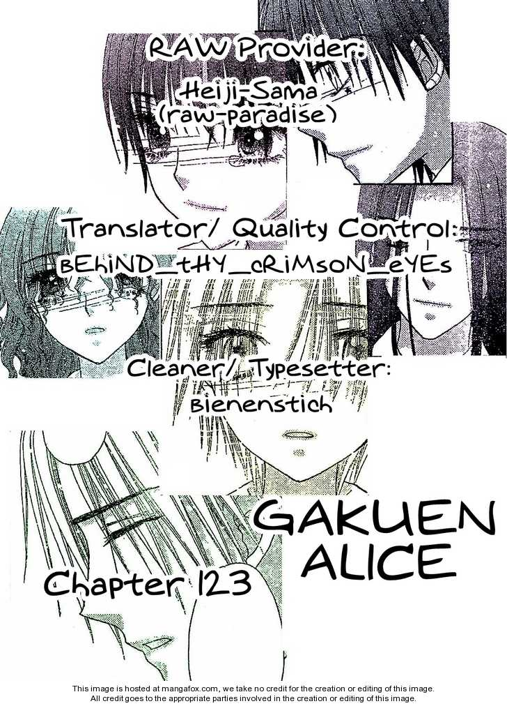 Gakuen Alice 123 Page 2