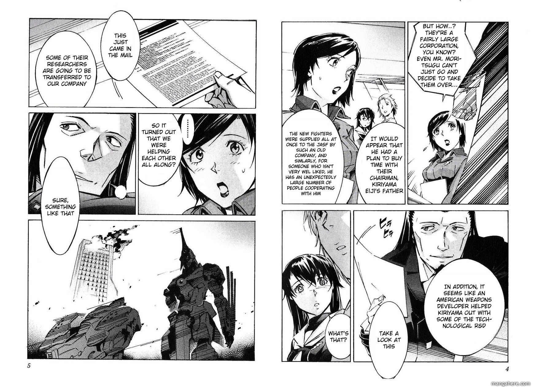 Kurogane no Linebarrel 40 Page 2