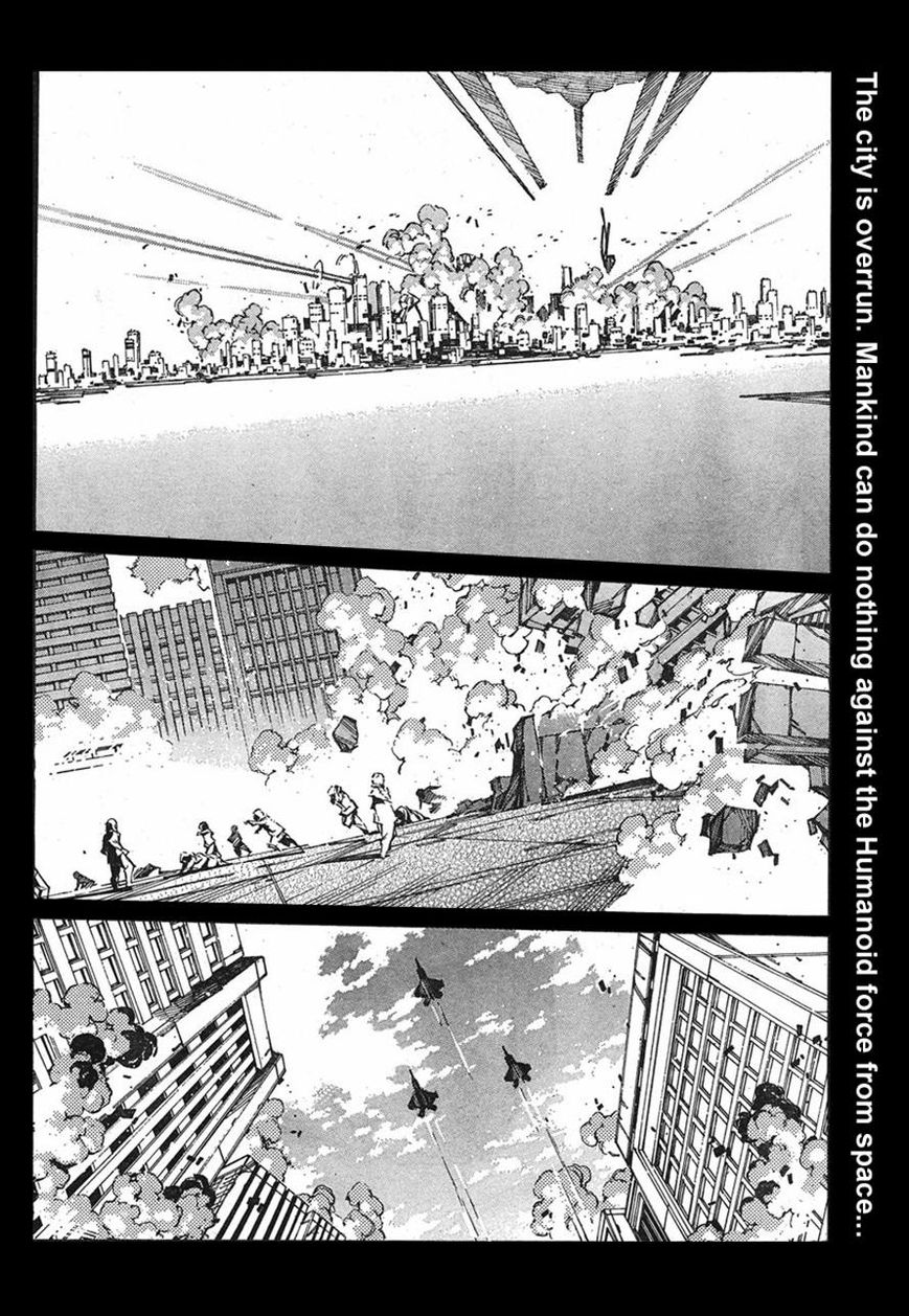 Kurogane no Linebarrel 95 Page 2
