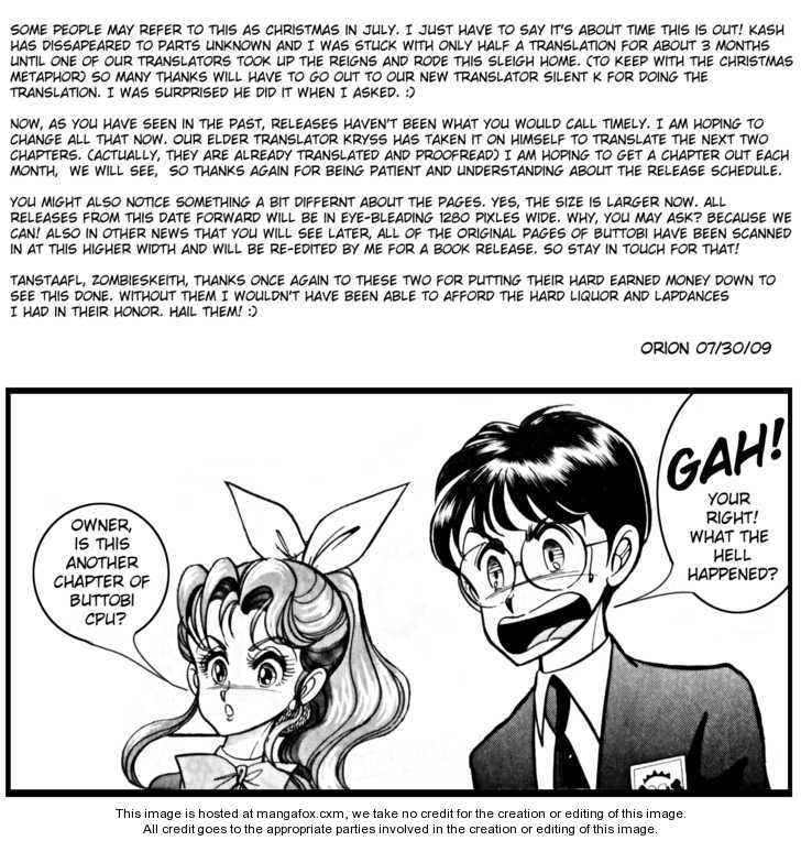 Buttobi!! CPU 7 Page 1