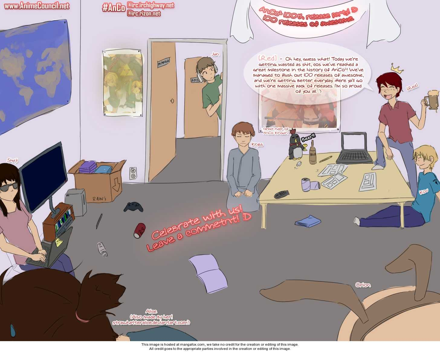 Buttobi!! CPU 8 Page 1