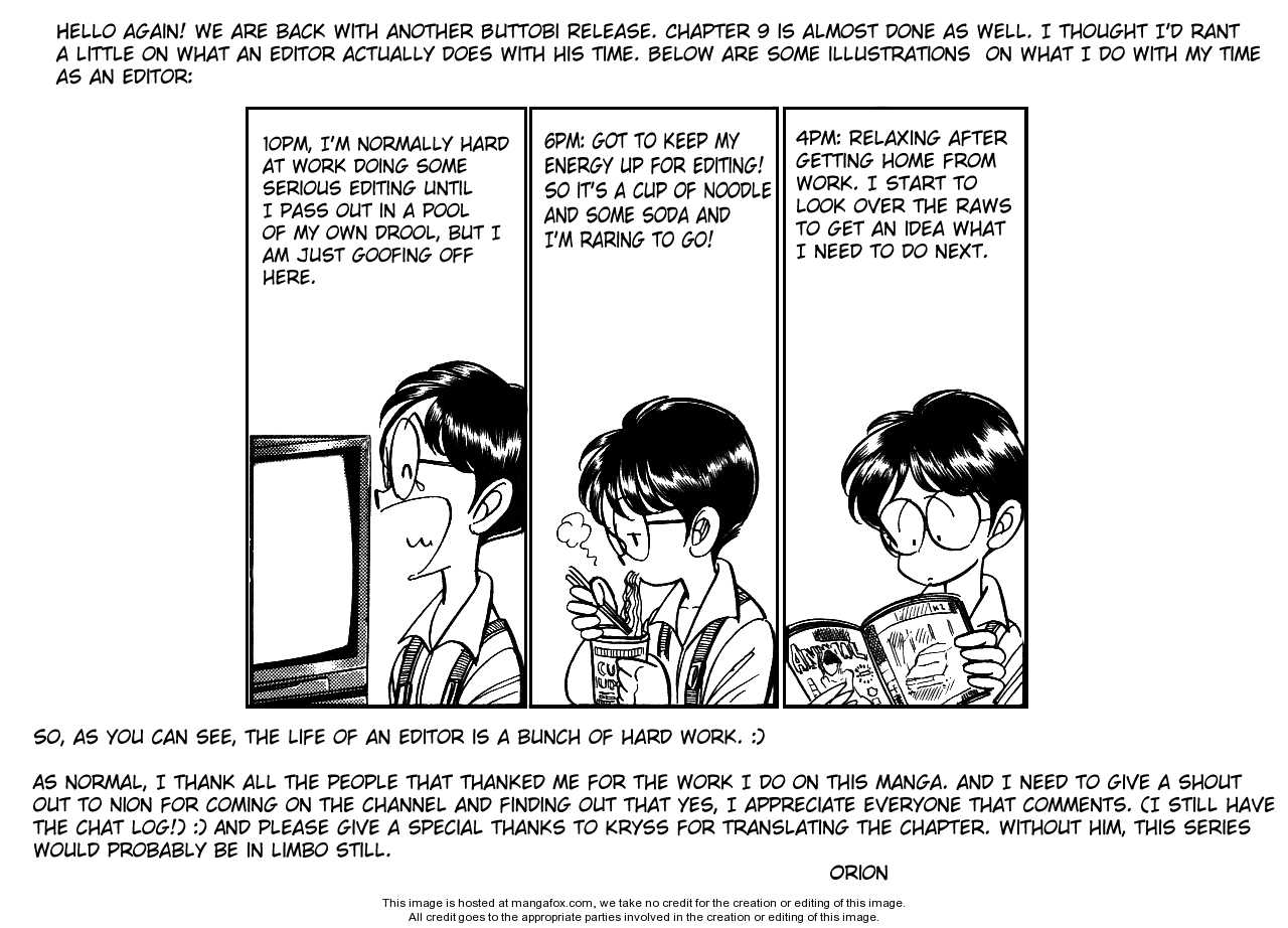 Buttobi!! CPU 8 Page 2