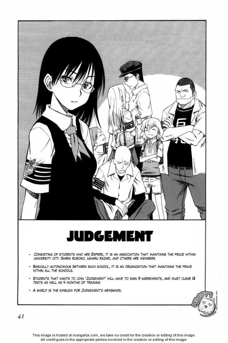 To Aru Kagaku no Rail gun 9 Page 1