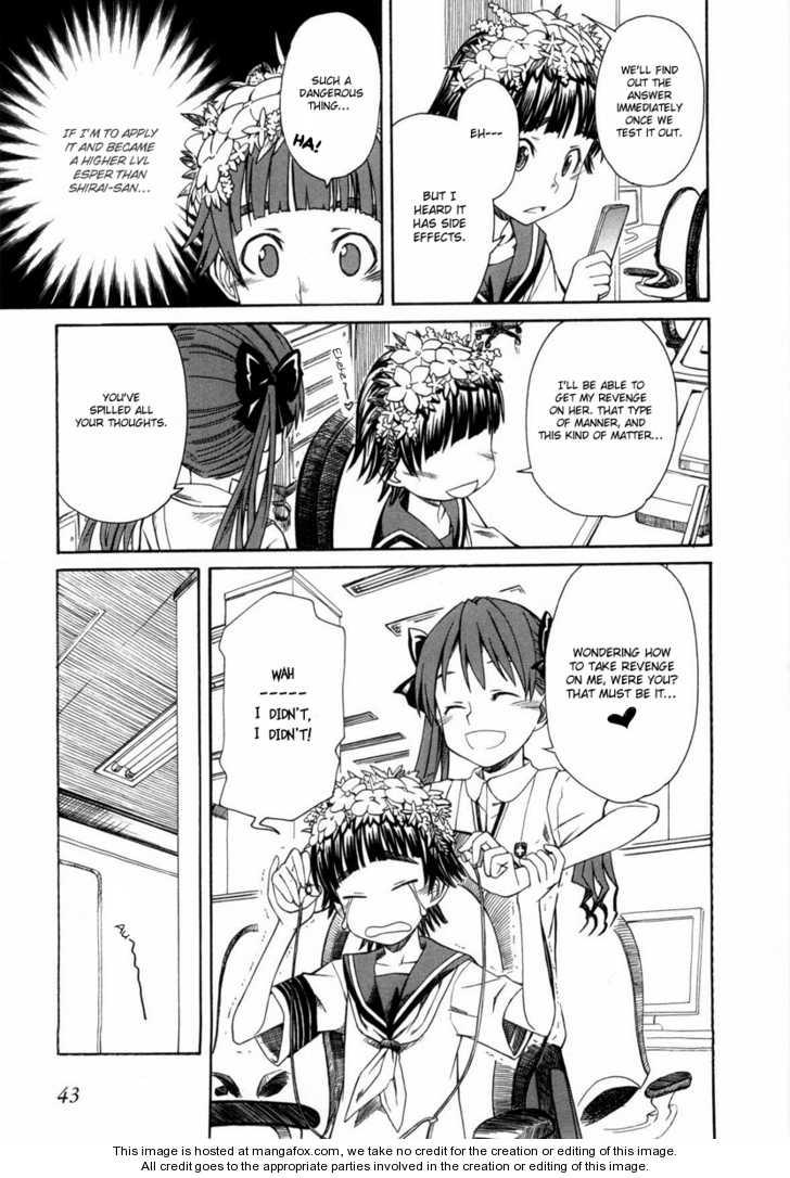 To Aru Kagaku no Rail gun 9 Page 3
