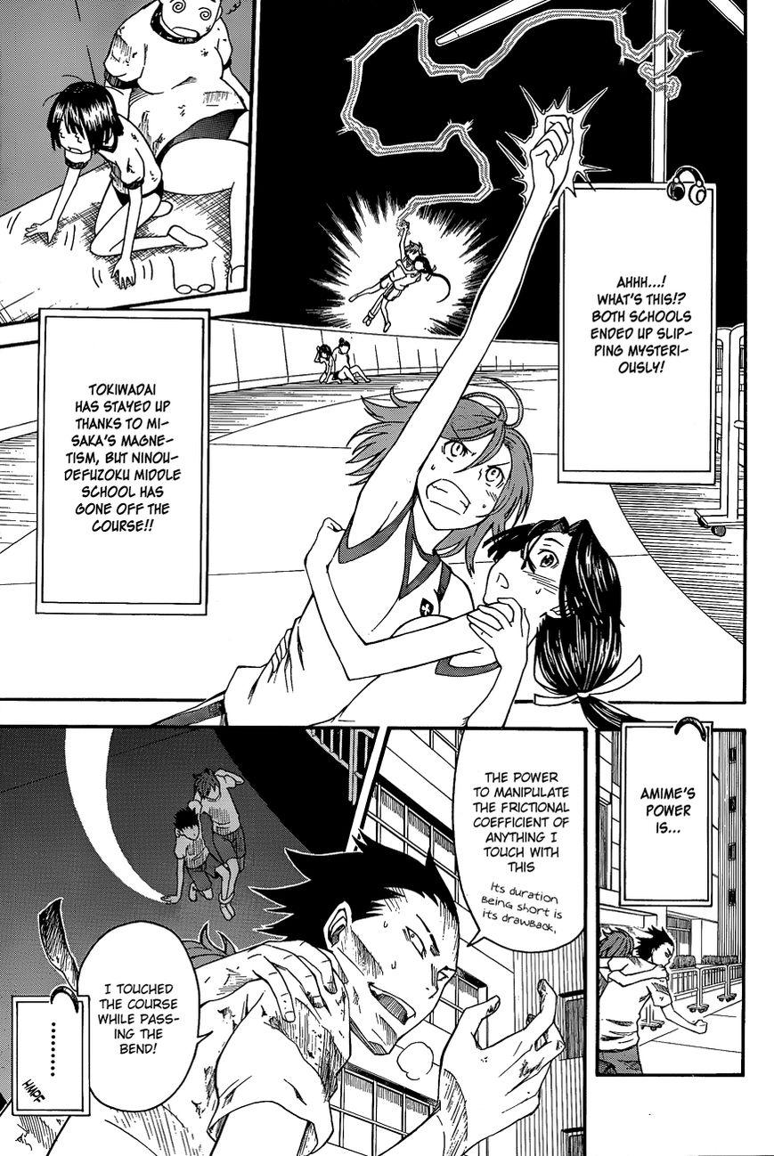 To Aru Kagaku no Rail gun 44.5 Page 3