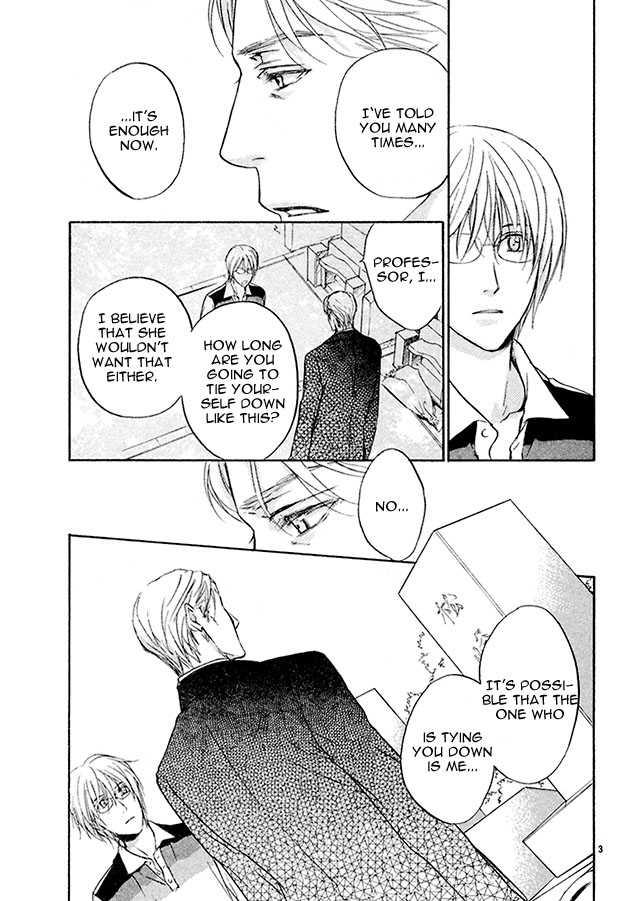 Sore wa Isshun no Hikari, dewanaku 4 Page 3