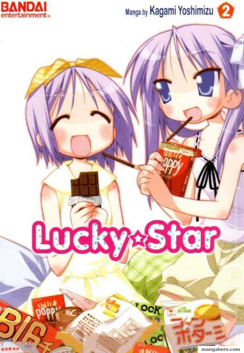 Lucky Star 26 Page 1