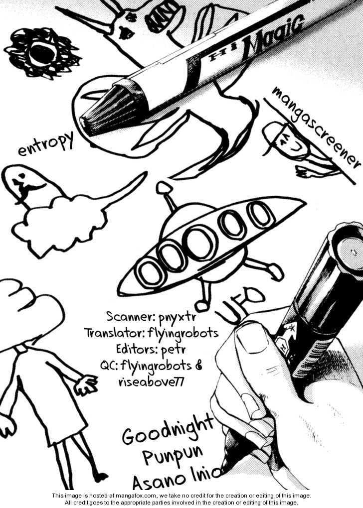 Oyasumi Punpun 18 Page 1