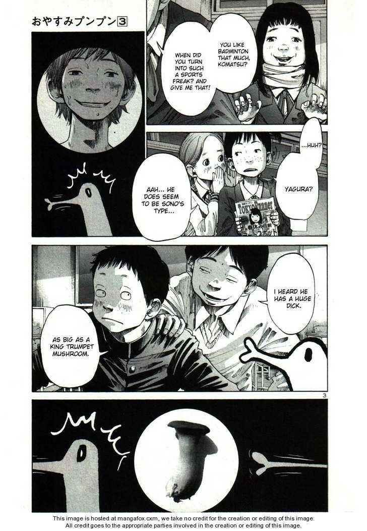Oyasumi Punpun 26 Page 3