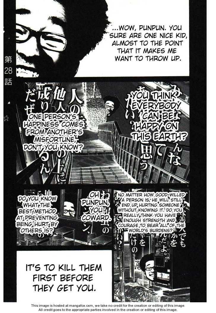 Oyasumi Punpun 28 Page 1