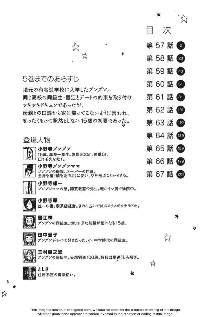 Oyasumi Punpun 57 Page 3