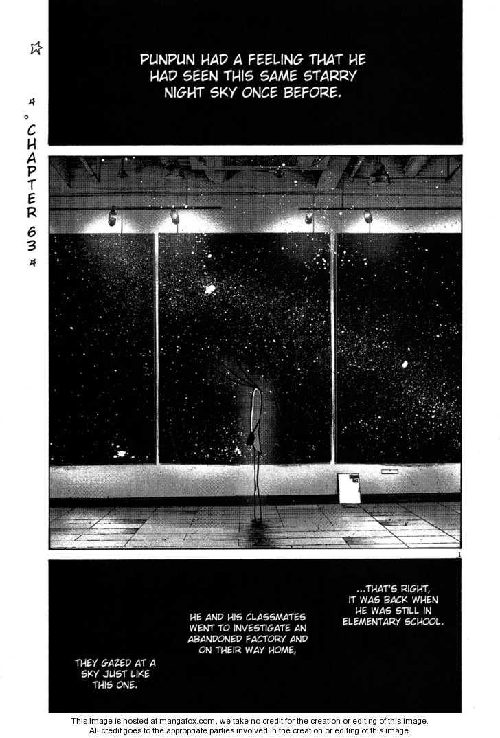 Oyasumi Punpun 63 Page 1