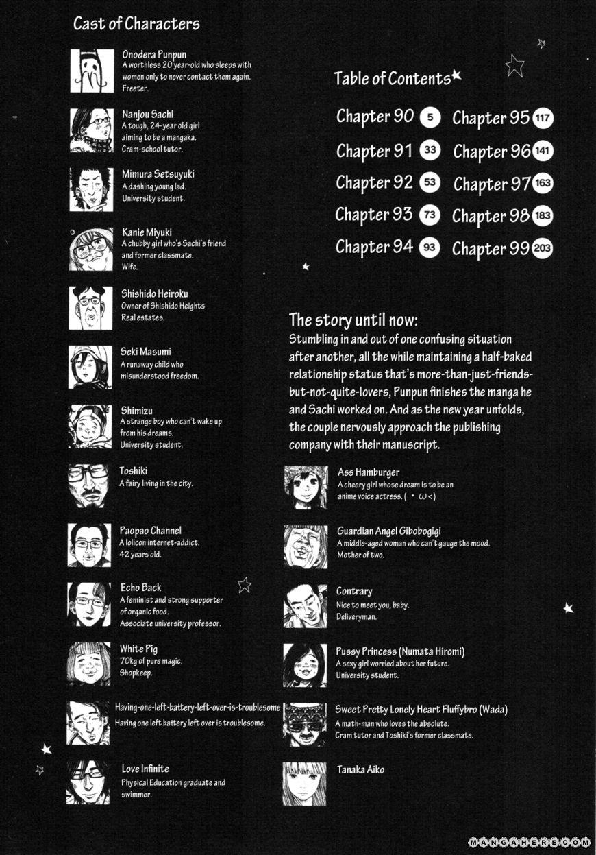 Oyasumi Punpun 90 Page 3