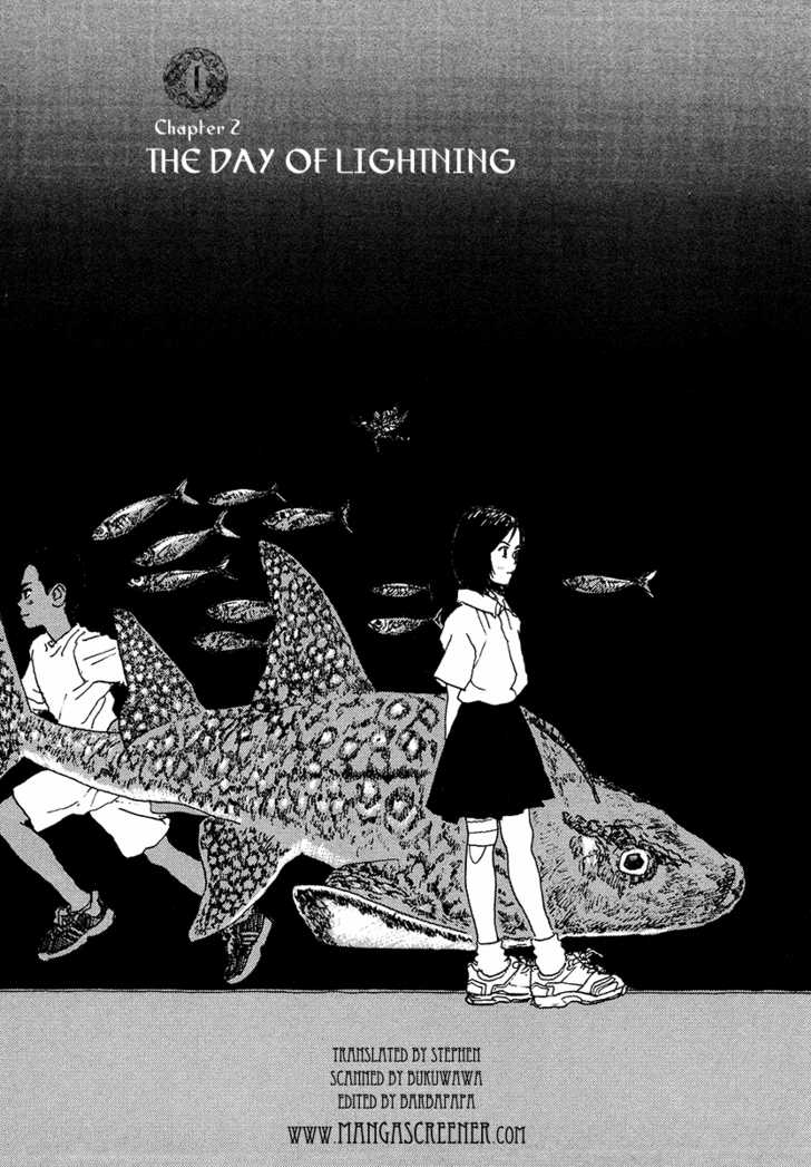Kaijuu no Kodomo 2 Page 1
