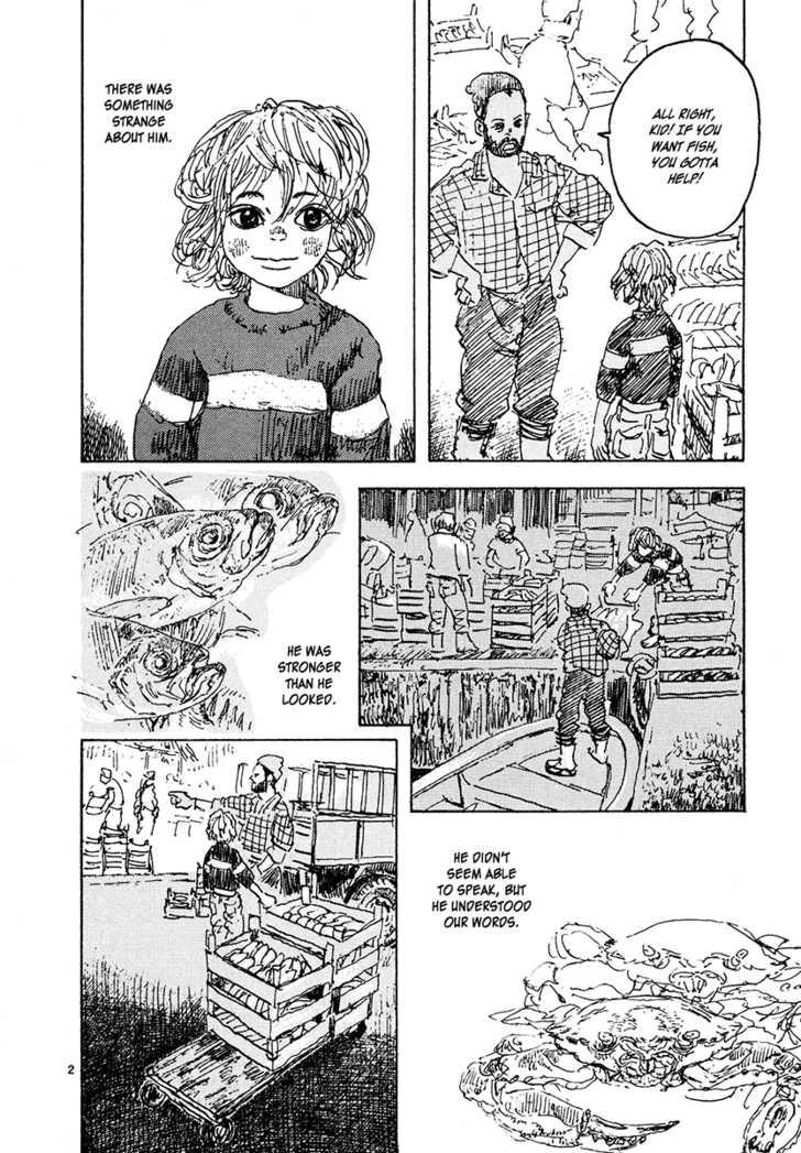 Kaijuu no Kodomo 8 Page 2