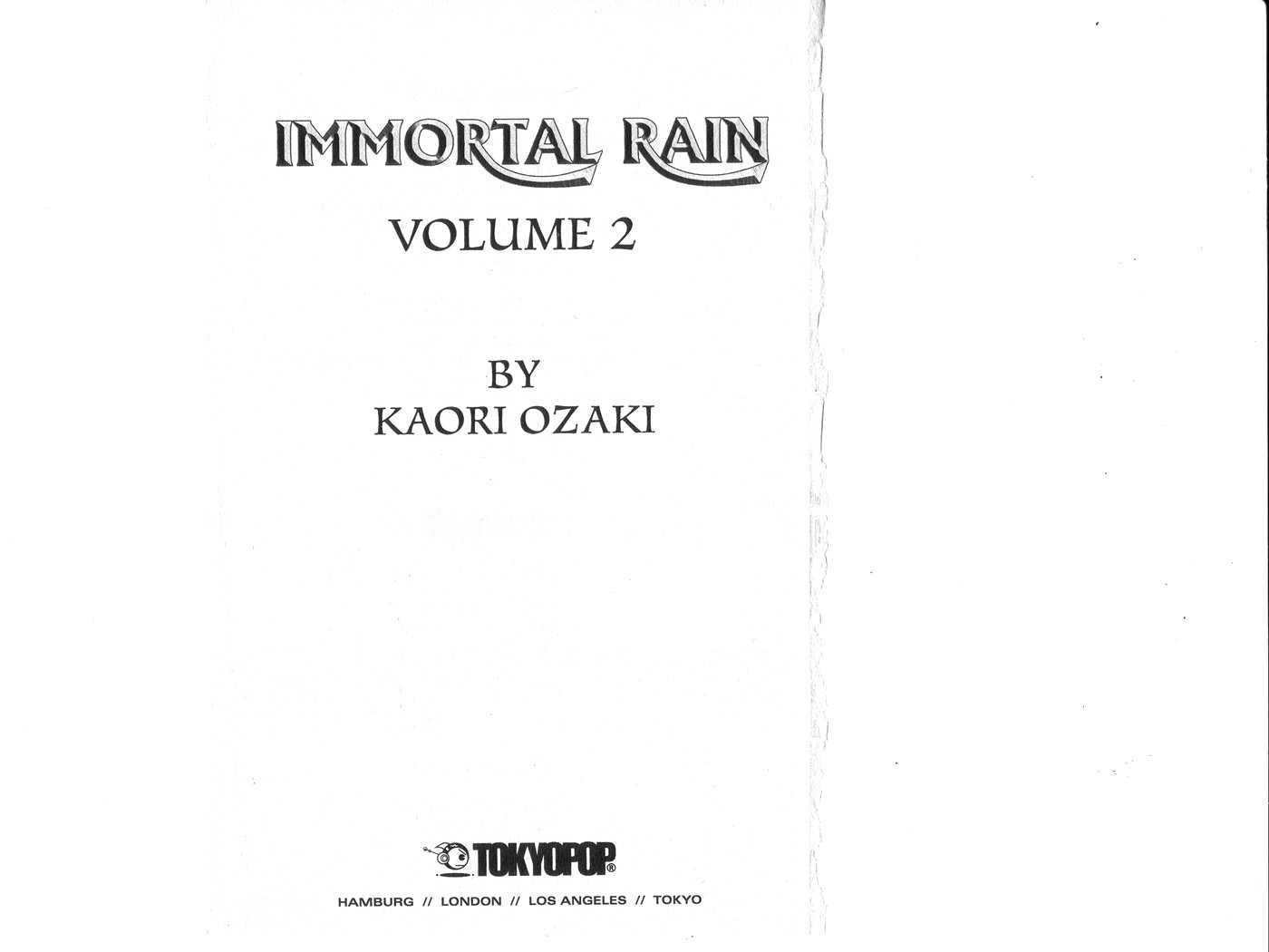 Immortal Rain 6 Page 2
