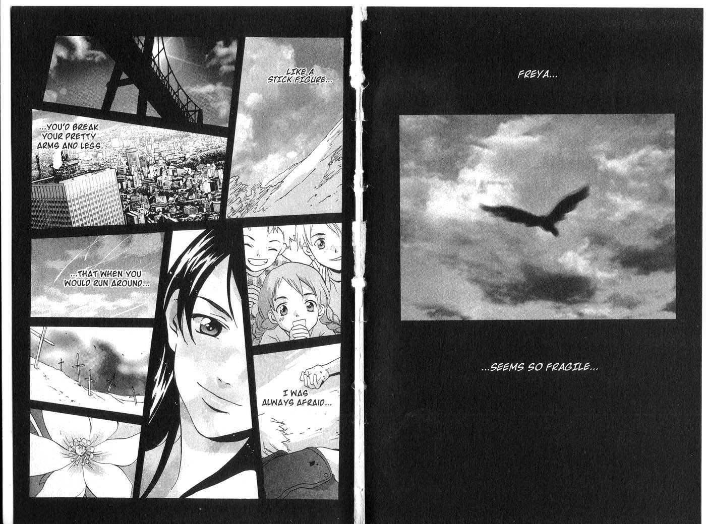 Immortal Rain 12 Page 2