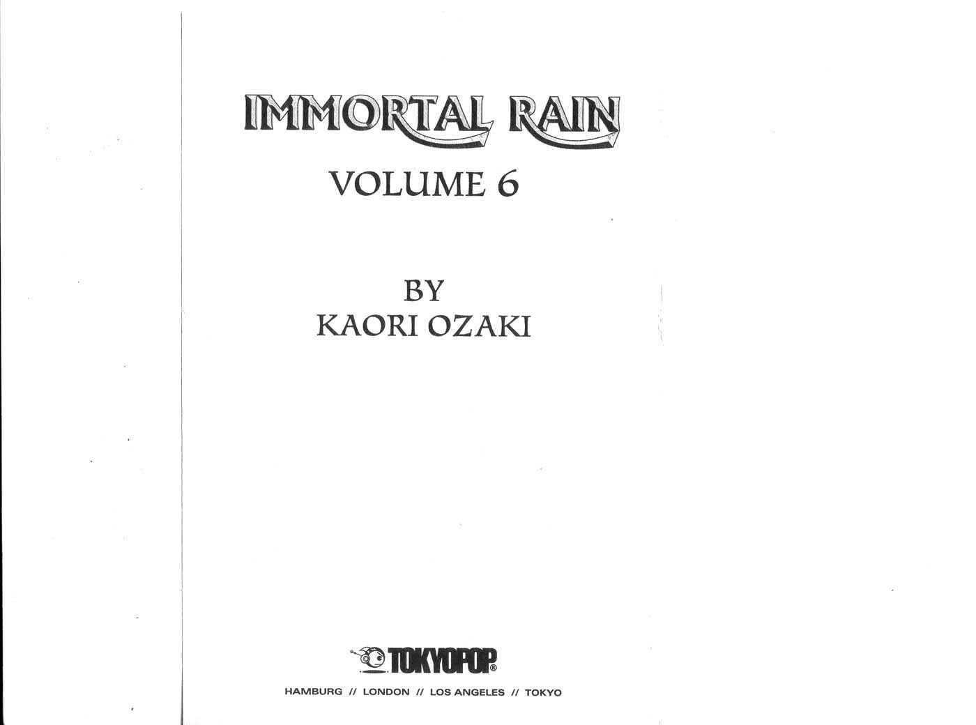Immortal Rain 24 Page 2