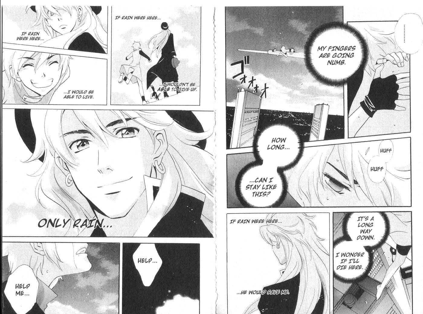 Immortal Rain 25 Page 3