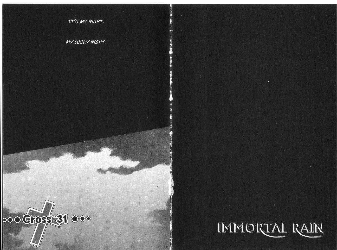 Immortal Rain 31 Page 1