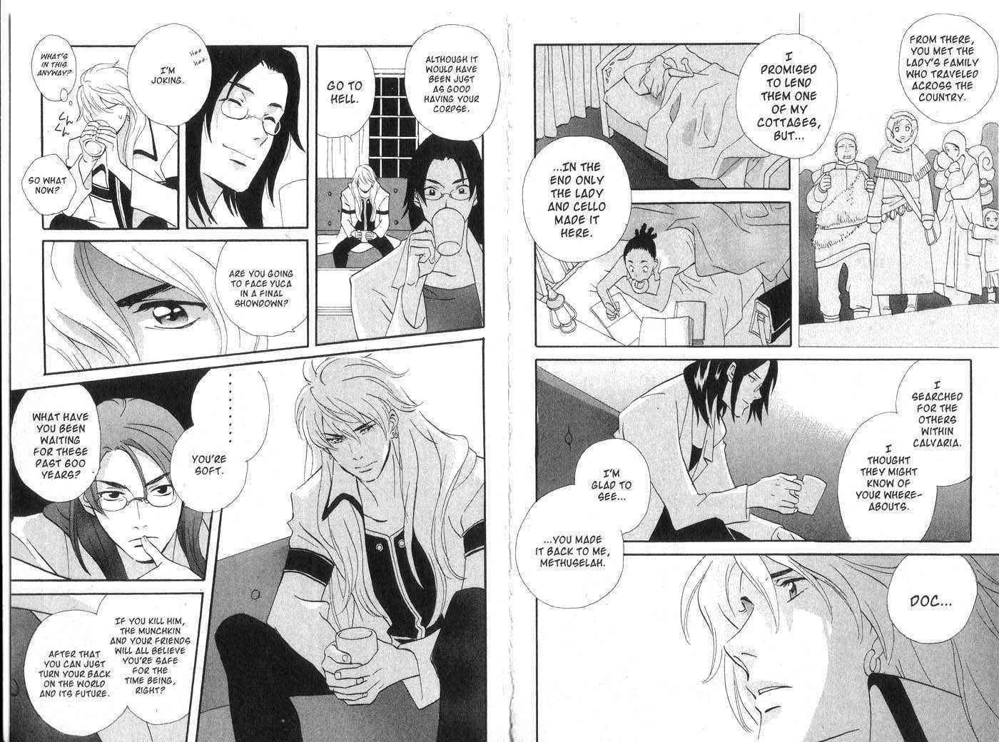 Immortal Rain 33 Page 3