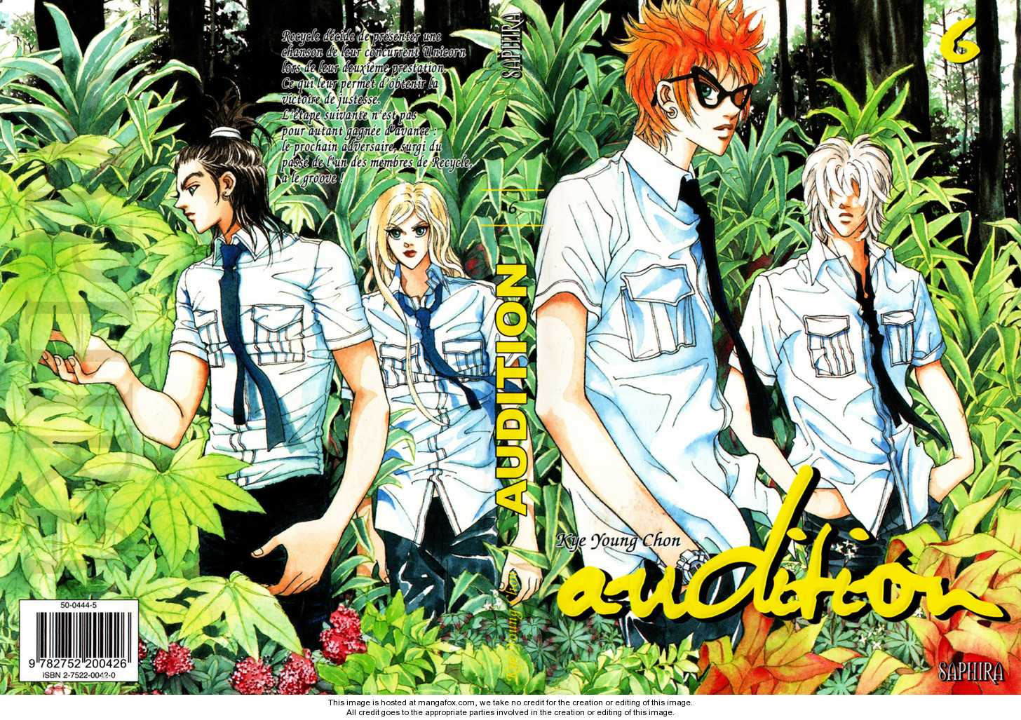 Audition 10.5 Page 1