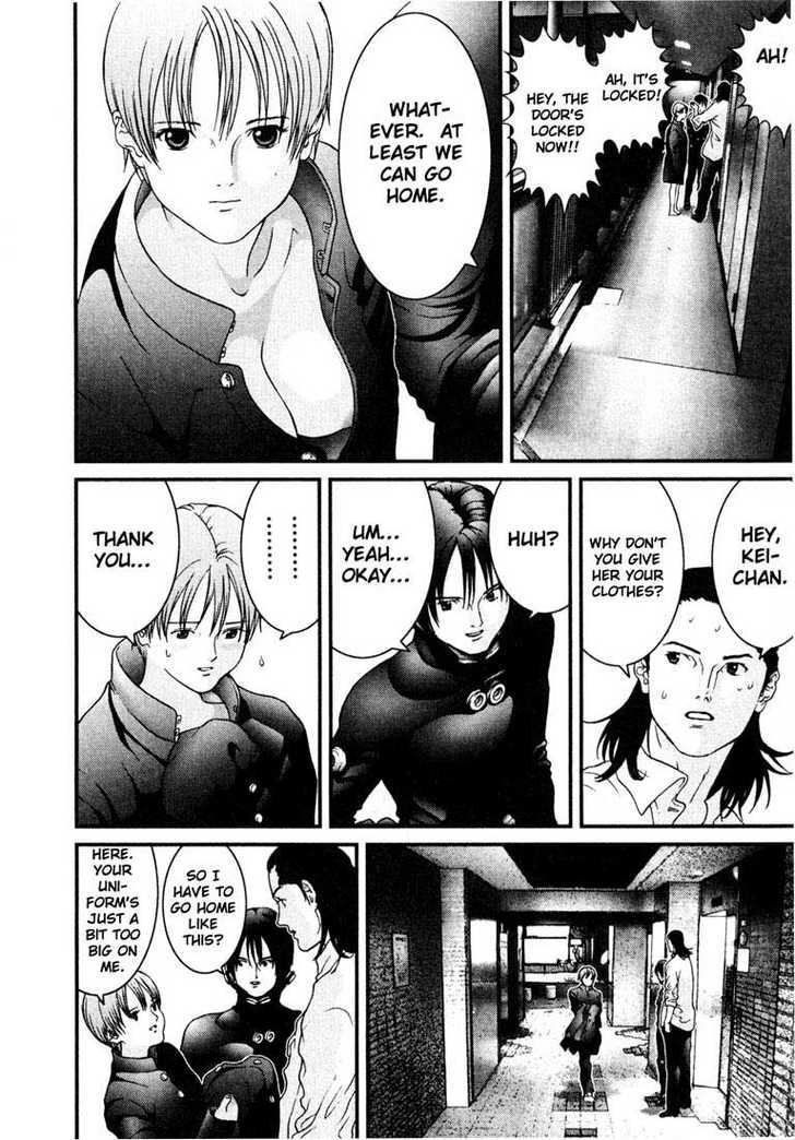 Gantz 22 Page 2