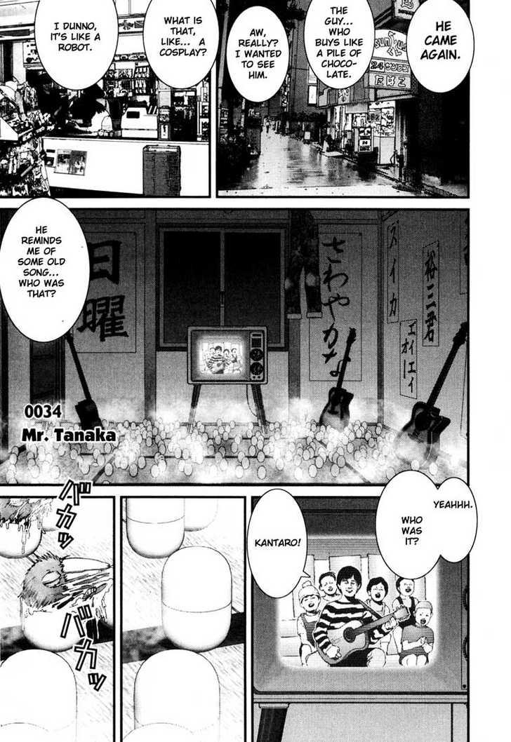 Gantz 34 Page 1