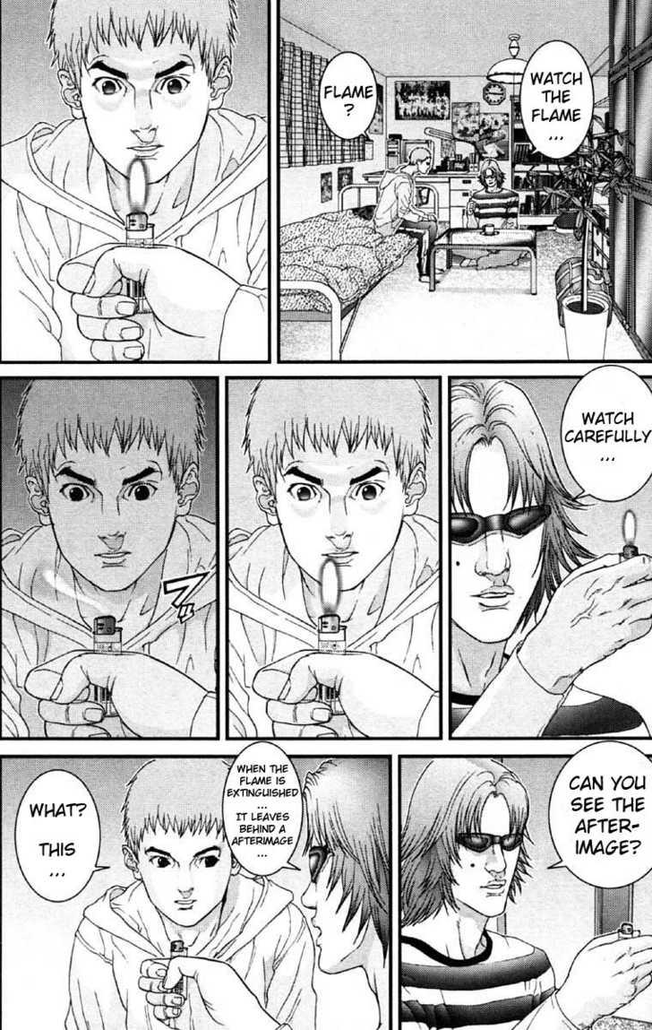Gantz 111 Page 2