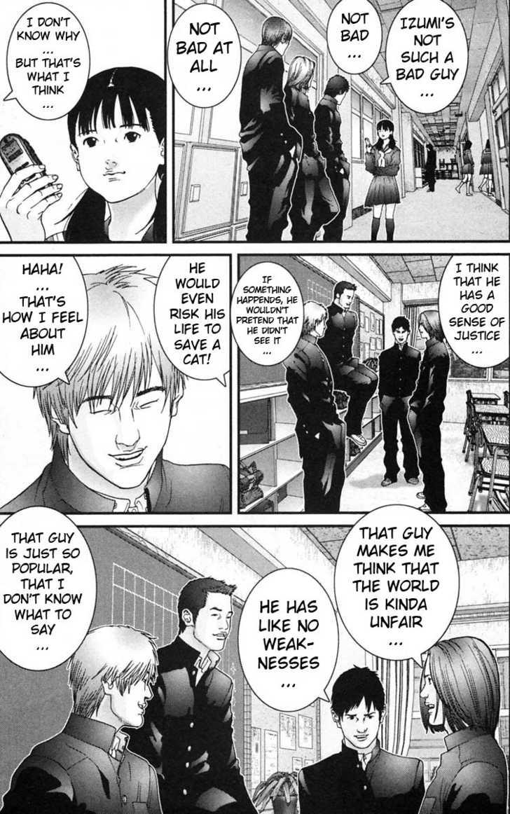 Gantz 121 Page 3