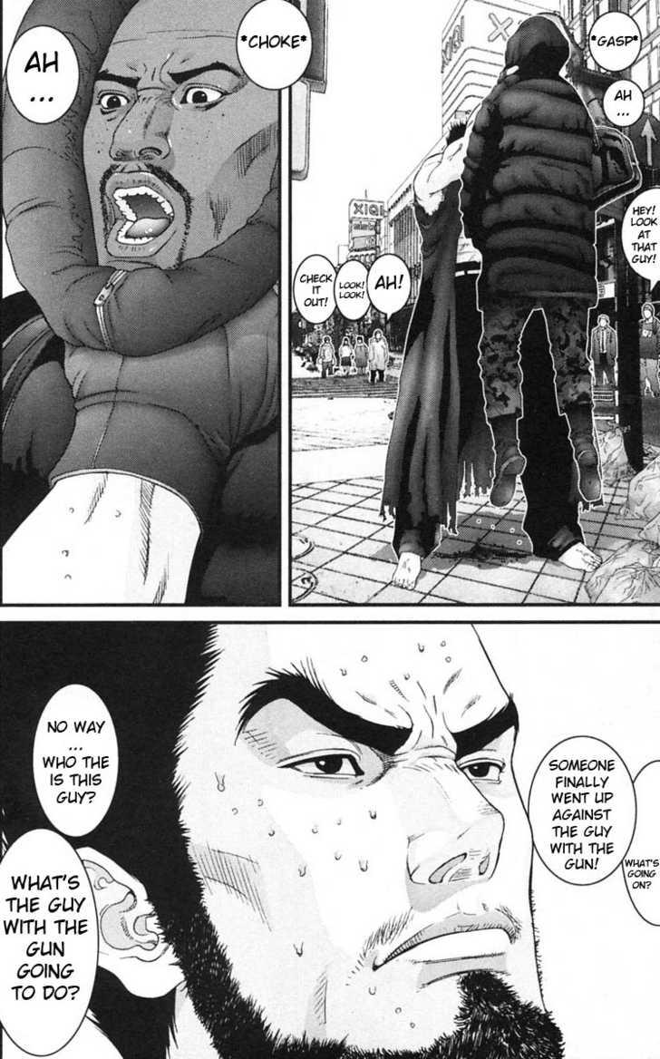 Gantz 127 Page 2