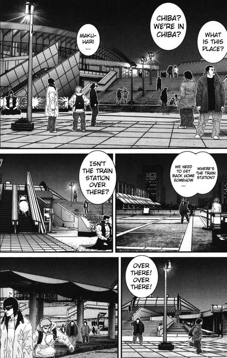 Gantz 136 Page 2