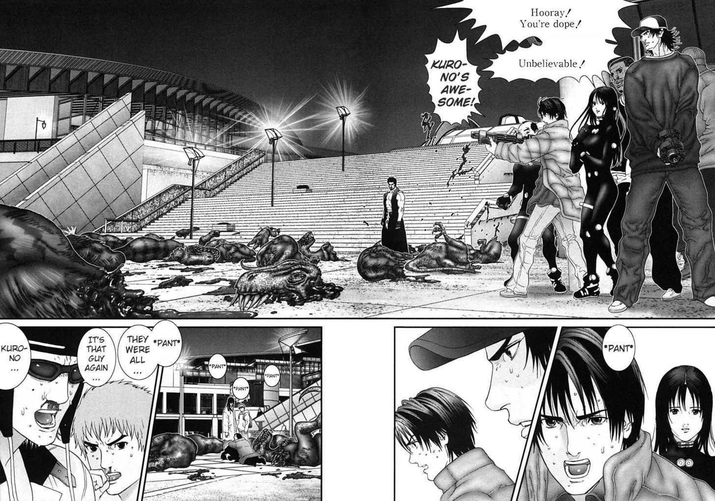 Gantz 152 Page 2