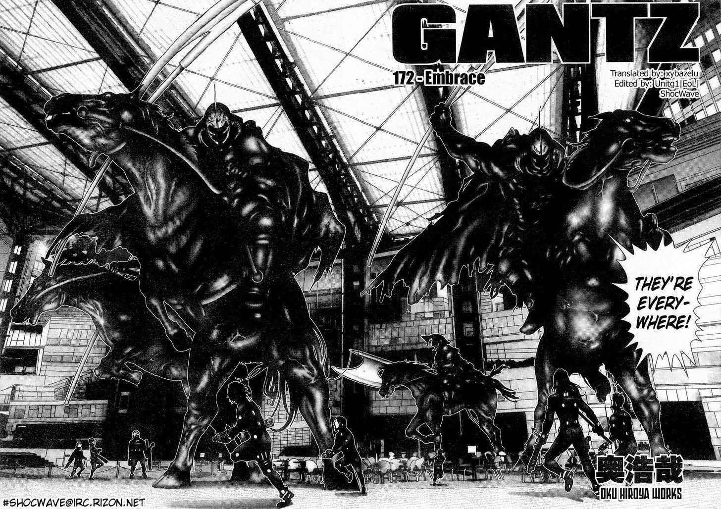 Gantz 172 Page 2