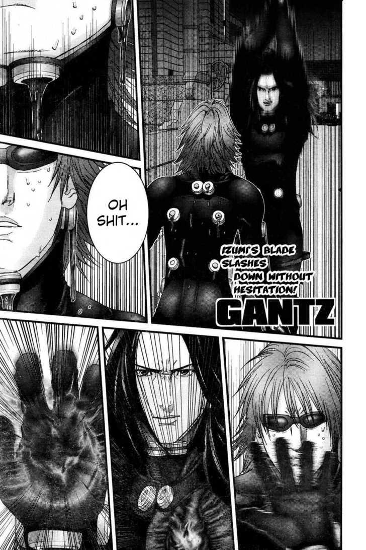 Gantz 179 Page 1