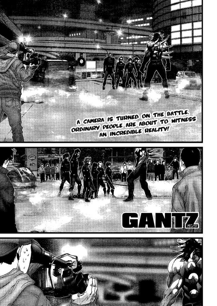 Gantz 209 Page 1