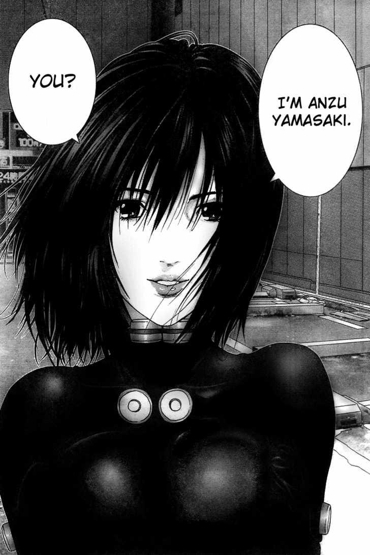 Gantz 249 Page 3